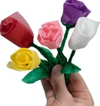 5 Pack/250 count Napkin Rose Refill Special